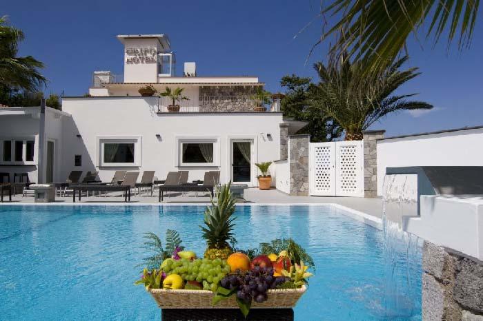 Grifo Hotel De Charme - Piscina Scoperta