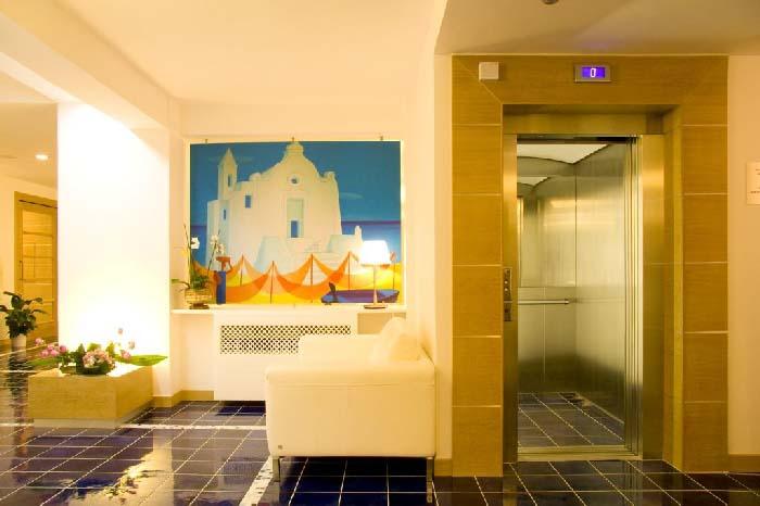 Grifo Hotel De Charme - Interni