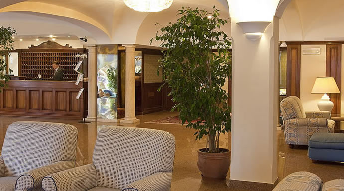 Hotel Continental Terme - Hall