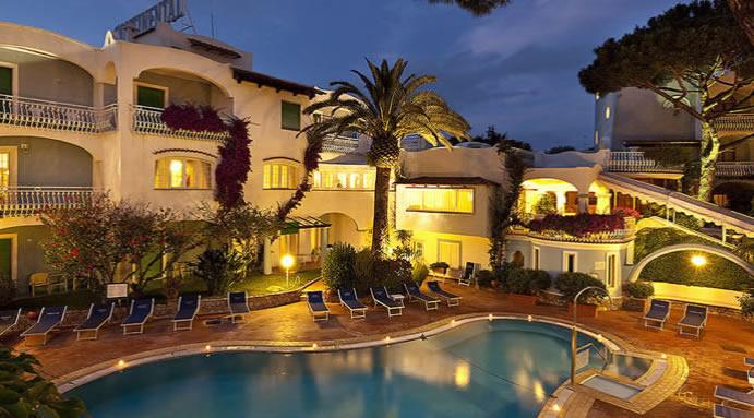 HOTEL CONTINENTAL TERME Ischia, Albergo Continental Terme Ischia