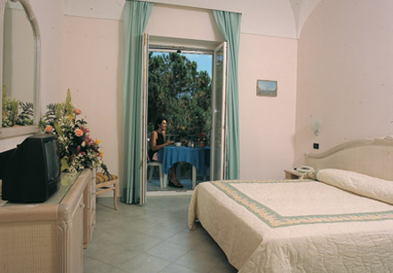 Hotel Felix Terme - Camere