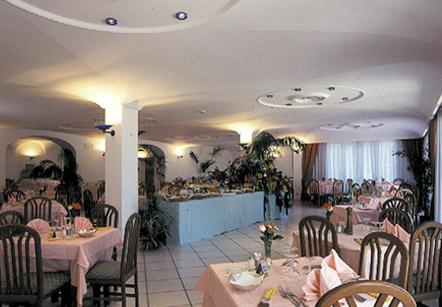 Hotel Felix Terme - Sala Ristorante