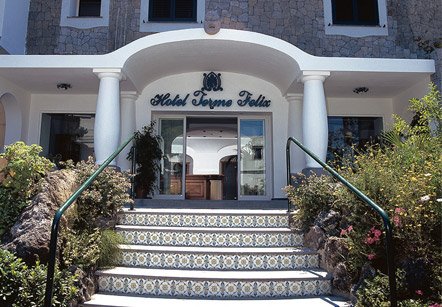 Hotel Felix Terme - L'hotel