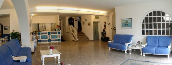 Hotel Galidon - Hall
