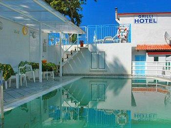 Hotel Grilli - L'hotel