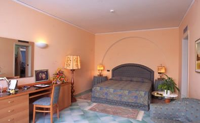 Hotel Hermitage Park Terme - Camere