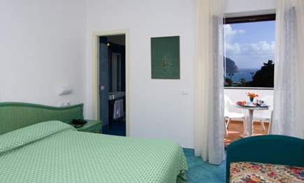 Hotel Ideal - Camere