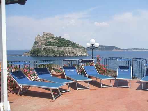 Hotel La Ninfea - Terrazza Solarium