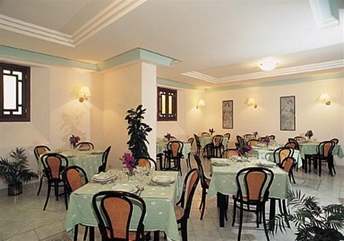Hotel Loreley - Sala Ristorante