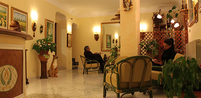 Hotel Magnolia - Hall