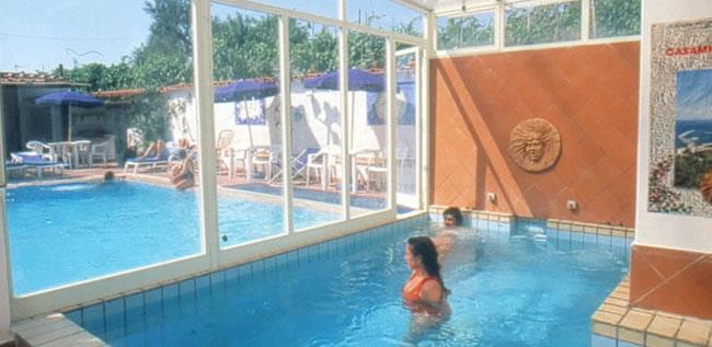 Hotel Magnolia - Piscina Coperta