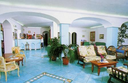 Hotel Maremonti - Hall