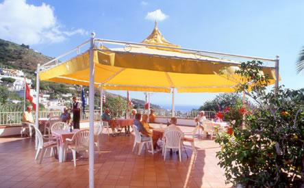 Hotel Maremonti - Terrazza