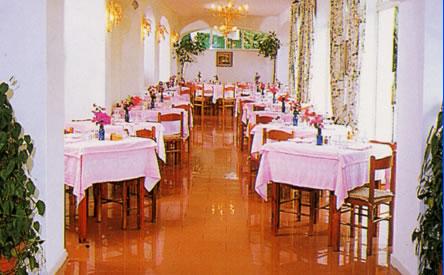 Hotel Maremonti - Sala Ristorante