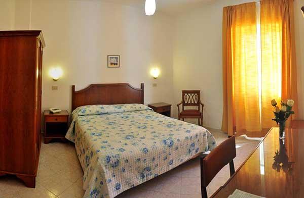 Hotel Maronti - Camere