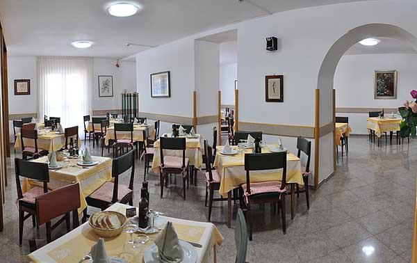Hotel Maronti - Sala Ristorante