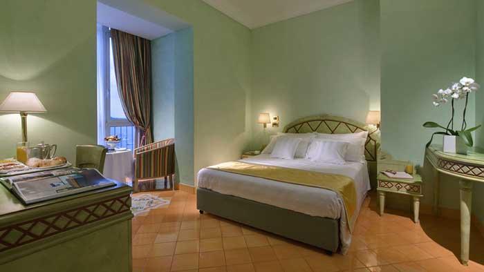 Hotel Miramare e Castello - Camere