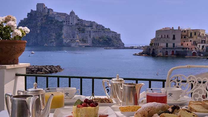 Hotel Miramare e Castello - Camera Vista Mare