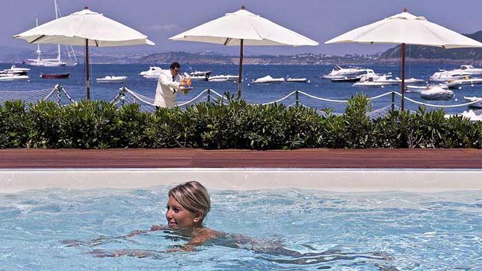 Hotel Miramare e Castello - Piscina Scoperta