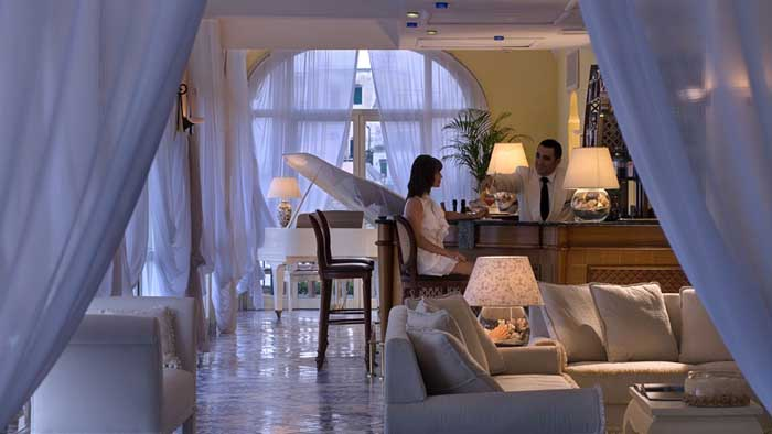 Hotel Miramare e Castello - Interni
