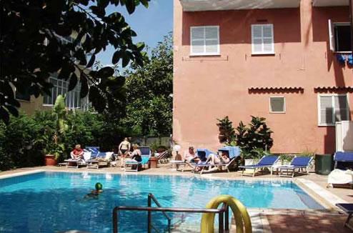 Hotel Oriente Terme - Piscina Scoperta