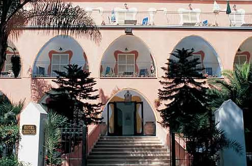 Hotel Oriente Terme - Esterno Struttura