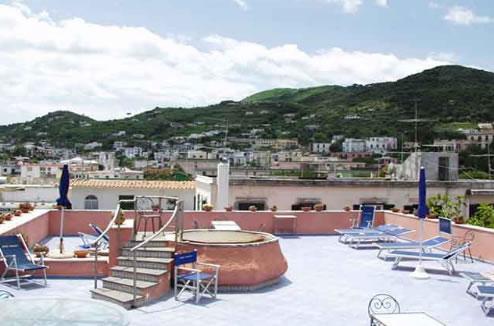 Hotel Oriente Terme - Terrazza