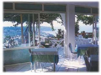 Hotel Parco Osiride - Sala Ristorante