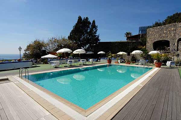 Hotel Parco dei Principi - L'hotel
