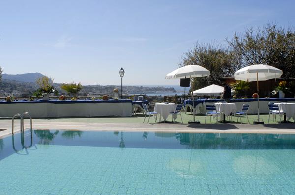 Hotel Parco dei Principi - Piscina Scoperta