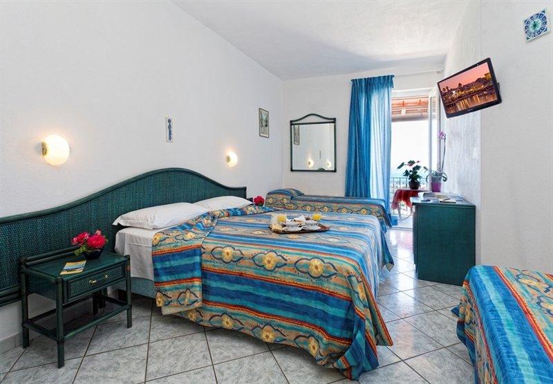 Hotel Parco la Rosa - Camera Vista Mare