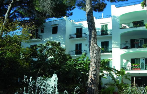 Hotel Parcoverde Terme - Ingresso