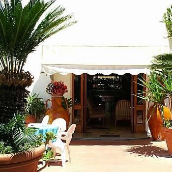 Hotel Park Calitto - Ingresso