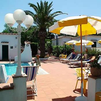 Hotel Park Calitto - Terrazza Solarium