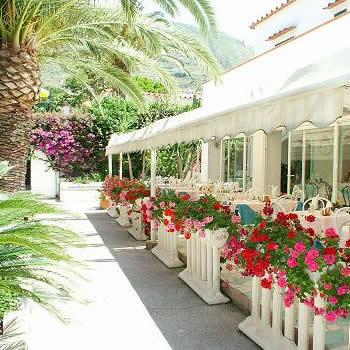 Hotel Park Calitto - Giardino