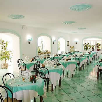 Hotel Park Calitto - Sala Ristorante