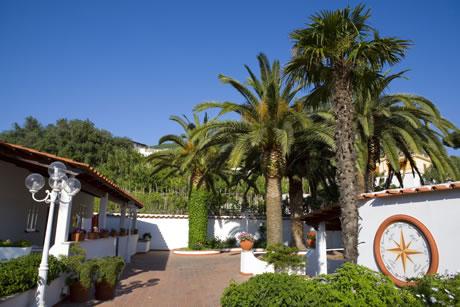 Hotel Park Imperial - Giardino