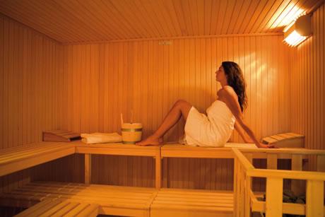 Hotel Park Imperial - Sauna