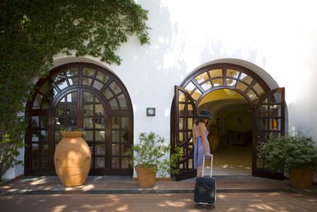 Hotel Park Imperial - Ingresso