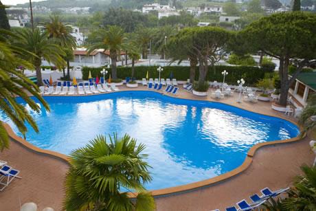Hotel Park Imperial - Piscina Scoperta