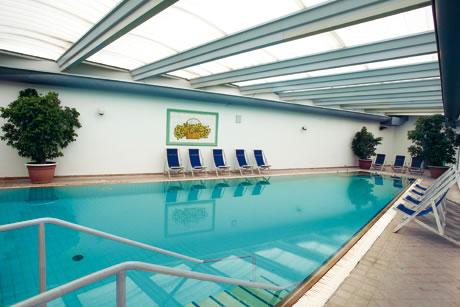 Hotel Park Imperial - Piscina Coperta