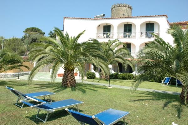 Hotel Park Victoria - Giardino