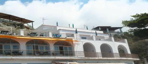 Hotel Regina del Mare - Esterno Struttura
