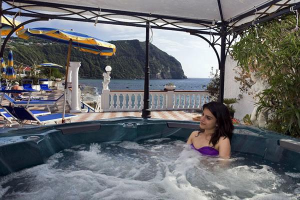 Hotel Riva del Sole - Vasca Idromassaggio