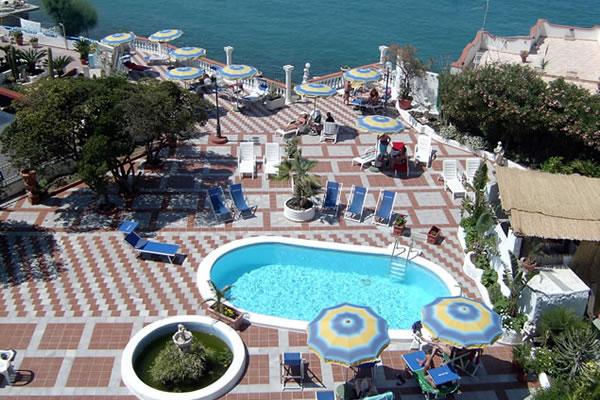 Hotel Riva del Sole - Piscina Scoperta