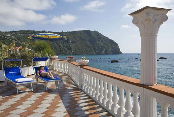 Hotel Riva del Sole - Terrazza
