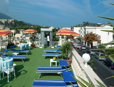 Hotel Rosetta - Terrazza Solarium