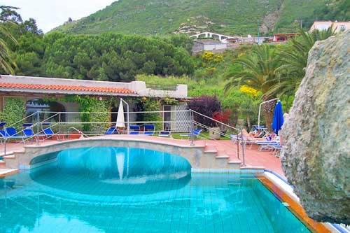 Hotel San Nicola - Piscina Scoperta