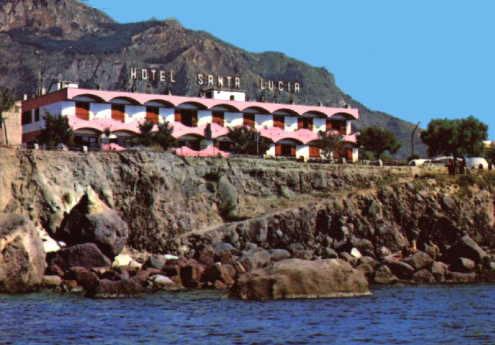 Hotel Santa Lucia - Esterno Struttura