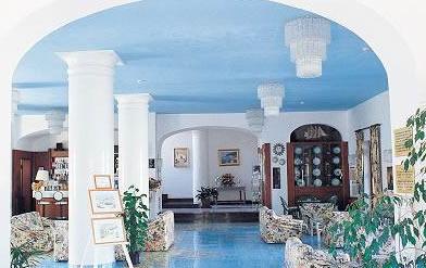 Hotel Santa Maria - Hall